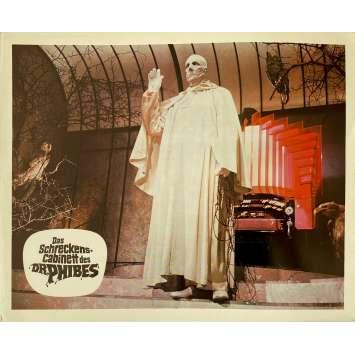 L'ABOMINABLE DOCTEUR PHIBES Photo de film - 21x30 cm. - 1971 - Vincent Price, Robert Fuest