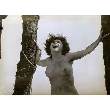 LE VIOL DU VAMPIRE Photo de presse - 24x30 cm. - 1968 - Solange Pradel, Jean Rollin
