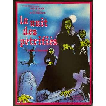 THE DEVIL'S NIGHMARE Original Pressbook 4p - 7x9 in. - 1971 - Jean Brismée, Erika Blanc