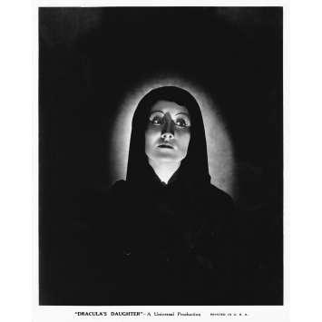 LA FILLE DE DRACULA (1936) Photo de presse - 20x25 cm. - R1950 - Otto Kruger, Gloria Holden, Lambert Hillyer