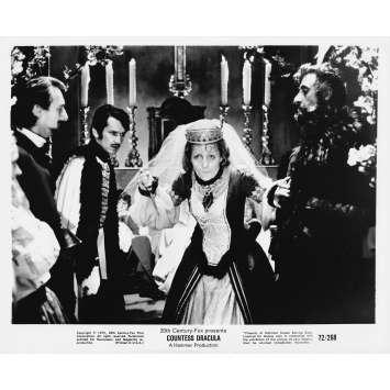 COMTESSE DRACULA Photo de presse - 20x25 cm. - 1971 - Ingrid Pitt, Peter Sasdy