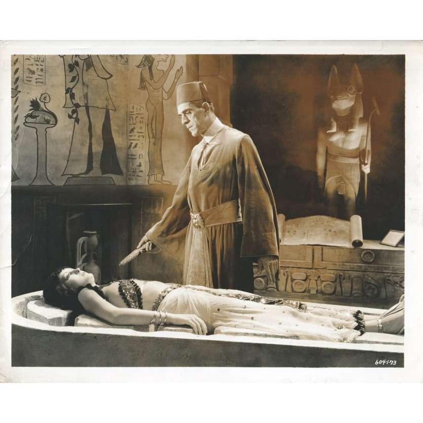 THE MUMMY (1932) Original Movie Still - 8x10 in. - 1932 - Karl Freund, Boris Karloff