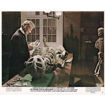 LA CHAIR DU DIABLE Photo de film - 20x25 cm. - 1973 - Christopher Lee, Peter Cushing, Freddie Francis