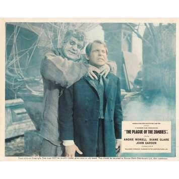 L'INVASION DES MORT-VIVANTS Photo de film - 20x25 cm. - 1966 - André Morell, John Gilling