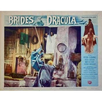 LES MAITRESSES DE DRACULA Photo de film - 28x36 cm. - 1960 - Peter Cushing, Terence Fisher