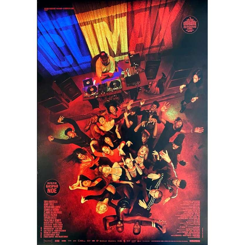 CLIMAX Original Movie Poster - 15x21 in - 2018 - Gaspar Noe