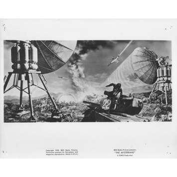 PRISONNIERES DES MARTIENS Photo de film N5 20x25 - 1959 - Kenji Sahara, Ishiro Honda
