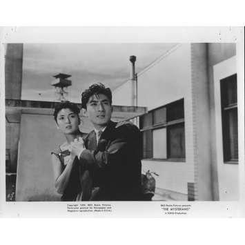 PRISONNIERES DES MARTIENS Photo de film N4 20x25 - 1959 - Kenji Sahara, Ishiro Honda