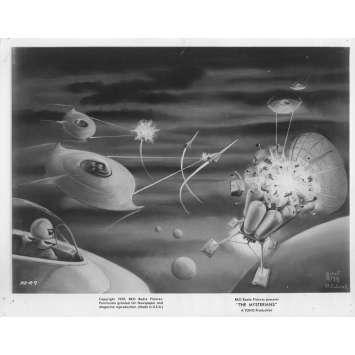 THE MYSTERIANS US Movie Still N1 8x10 - 1959 - Ishiro Honda, Kenji Sahara