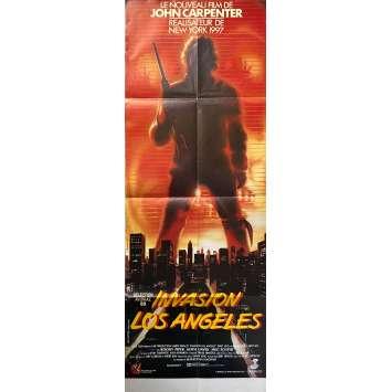 THEY LIVE Original Movie Poster - 23x63 in. - 1988 - John Carpenter, Roddy Piper