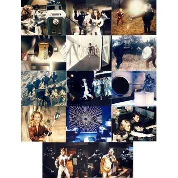 ALERTE DANS LE COSMOS Photos de film x14 - 24x30 cm. - 1979 - Jack Palance, George McCowan