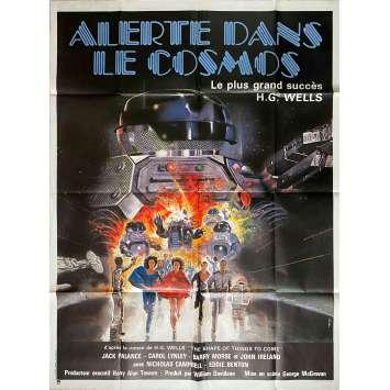 ALERTE DANS LE COSMOS Affiche de film - 120x160 cm. - 1979 - Jack Palance, George McCowan