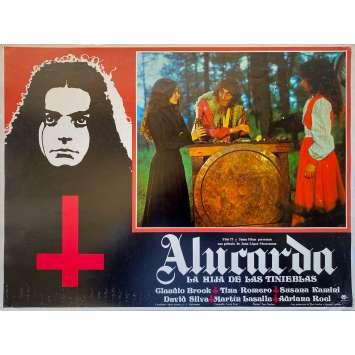 ALUCARDA Photo de film - 32x42 cm. - 1977 - Claudio Brook, Juan López Moctezuma