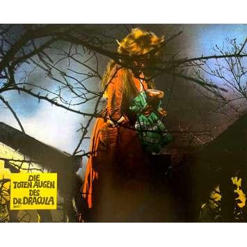 KILL BABY KILL! Original Lobby Card N1 - 9x11,5 in. - 1966 - Mario Bava, Erika Blanc