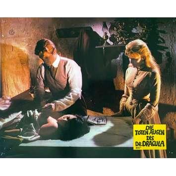 KILL BABY KILL! Original Lobby Card N3 - 9x11,5 in. - 1966 - Mario Bava, Erika Blanc