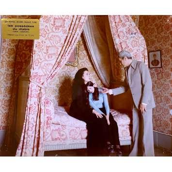 LORNA THE EXORCIST Original Lobby Card - 10x12 in. - 1974 - Jesús Franco, Pamela Stanford