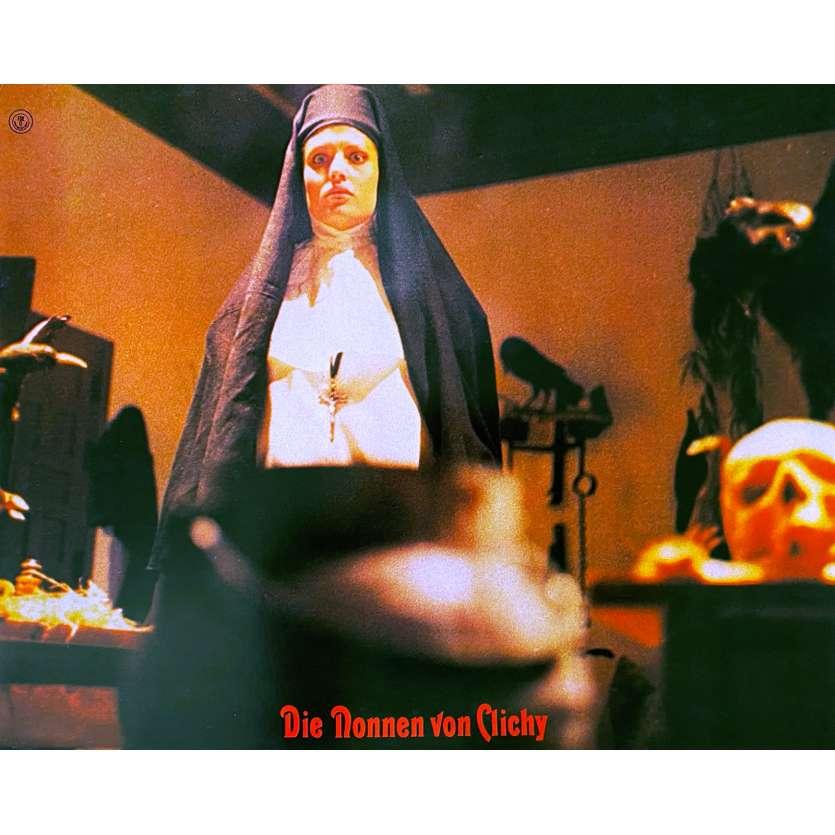 THE DEMONS Original Lobby Card - 9x11,5 in. - 1973 - Jesús Franco, Anne Libert