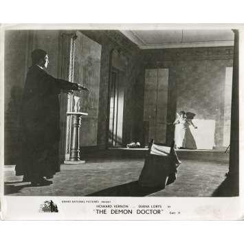 THE AWFUL DR. ORLOF Original Movie Still - 8x10 in. - 1962 - Jesús Franco, Conrado San Martín