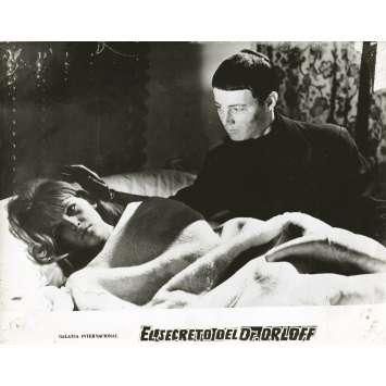 THE MISTRESSES OF DR. JECKYLL Original Movie Still - 8x10 in. - 1964 - Jesús Franco, Hugo Blanco