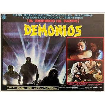 DEMONS Photo de film - 32x42 cm. - 1988 - Michele Soavi, Lamberto Bava