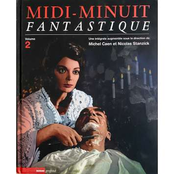 MIDI MINUIT FANTASTIQUE VOL. 2 Livre - 24x30 cm. - 2016 - Nicolas Stanzick, Michel Caen