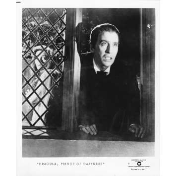 DRACULA PRINCE OF DARKNESS Original TV Still XX - 8x10 in. - R1970 - Terence Fisher, Christopher Lee