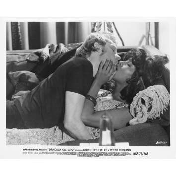 DRACULA A.D. 72 Original Movie Still DAD-70 - 8x10 in. - 1972 - Alan Gibson, Christopher Lee, Peter Cushing