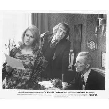 THE SATANIC RITES OF DRACULA Original Movie Still- 8x10 in. - 1973 - Alan Gibson, Christopher Lee