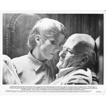 THE HUNGER Original Movie Still 5378-10 - 8x10 in. - 1983 - Tony Scott, David Bowie