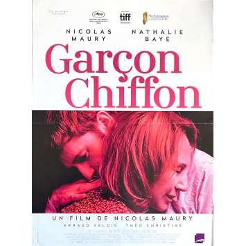 MY BEST PART Original Movie Poster- 15x21 in. - 2020 - Nicolas Maury, Nathalie Baye