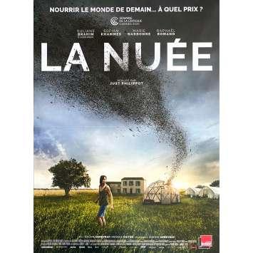 LA NUEE Affiche de film- 40x60 cm. - 2020 - Nathalie Boyer, Just Philippot