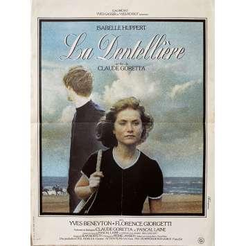 LA DENTELLIERE Affiche de film- 40x60 cm. - 1977 - Isabelle Huppert, Claude Goretta