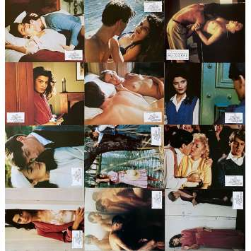 DEVIL IN THE FLESH Original Lobby Cards- 9x12 in. - 1986 - Marco Bellocchio, Maruschka Detmers