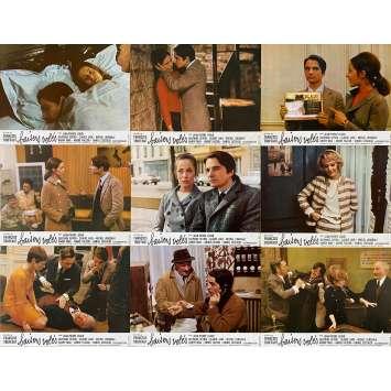 STOLEN KISSES Original Lobby Cards- 9x12 in. - 1968 - François Truffaut, Jean-Pierre Léaud