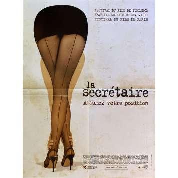 SECRETARY Movie Poster15x21 in.- 2002 - Sexy Maggie Gyllenhaal