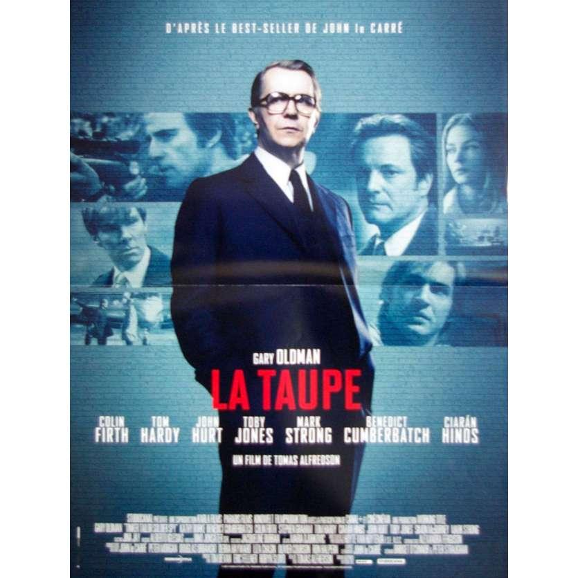 LA TAUPE Affiche de film 40x60 - 2011 - Tomas Alfredson