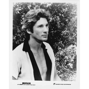 BREATHLESS Original Movie StillBR-XX - 8x10 in. - 1983 - Jim McBride, Richard gere