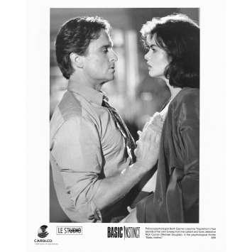 BASIC INSTINCT Original Movie Still 65K - 8x10 in. - 1992 - Paul Verhoeven, Sharon Stone