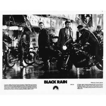 BLACK RAIN Original Movie Still 10A - 8x10 in. - 1989 - Ridley Scott, Michael Douglas