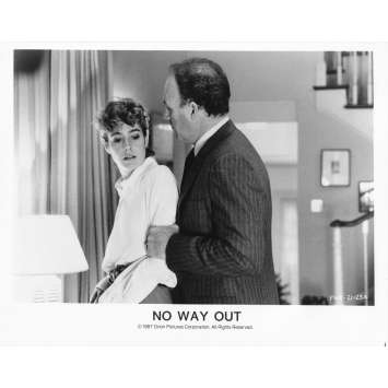 NO WAY OUT Original Movie Still 21-23A - 8x10 in. - 1987 - Roger Donaldson, Kevin Costner