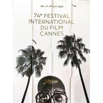 FESTIVAL DE CANNES 2021 Affiche de film- 120x160 cm - Spike Lee