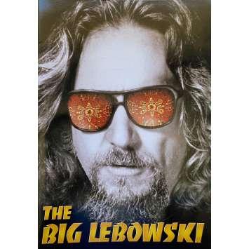 THE BIG LEBOWSKI Original Pressbook- 7x9 in. - 1998 - Joel Coen, Jeff Bridges