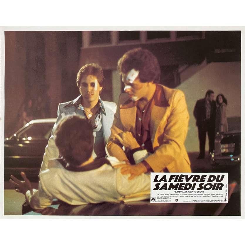 LA FIEVRE DU SAMEDI SOIR Photo de film N2 - 21x30 cm. - 1977 - John Travolta, John Badham