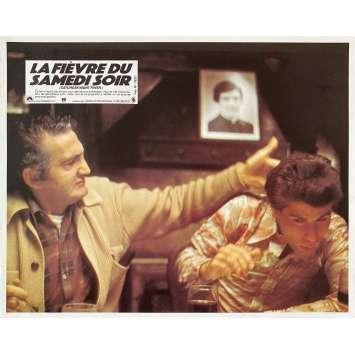 LA FIEVRE DU SAMEDI SOIR Photo de film N3 - 21x30 cm. - 1977 - John Travolta, John Badham