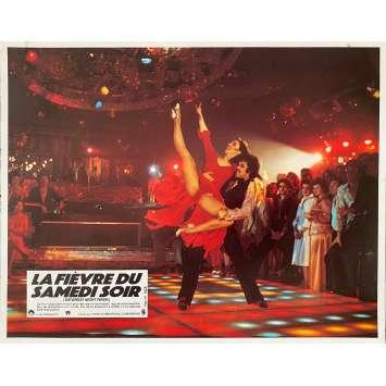 LA FIEVRE DU SAMEDI SOIR Photo de film N5 - 21x30 cm. - 1977 - John Travolta, John Badham