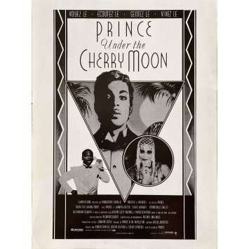 UNDER THE CHERRY MOON Original Herald- 9x12 in. - 1986 - Prince, Prince