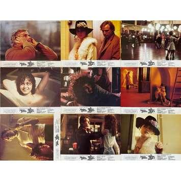 LE DERNIER TANGO A PARIS Photos de film X8 - Jeu A - 21x30 cm. - 1972 - Marlon Brando, Bernardo Bertolucci