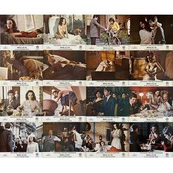 MALICIA Photos de film X16 - 21x30 cm. - 1973 - Laura Antonelli, Salvatore Samperi