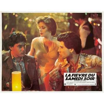 SATURDAY NIGHT FEVER Original Lobby Card N4 - 9x12 in. - 1977 - John Badham, John Travolta