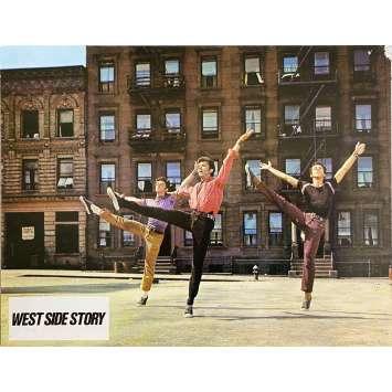 WEST SIDE STORY Photo de film N5 - 21x30 cm. - R1970 - Natalie Wood, Robert Wise